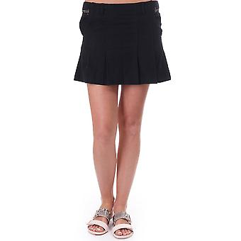 Ted Baker Womens Short Moleskin Skirt