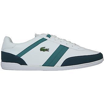 Lacoste Giron 316 1 Spm Wht 732SPM0018001 universal alle Jahr Männer Schuhe