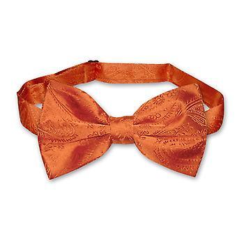 Vesuvio Napoli BOWTIE Paisley Men's Bow Tie for Tuxedo Suit