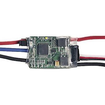 Model aircraft brushless motor controller ROXXY Roxxy 800-serie Load (max.): 25 A