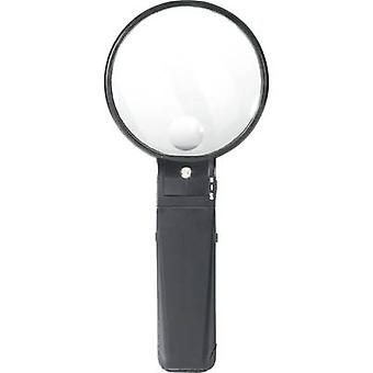 Stand magnifier Magnification: 2 x, 4 x Lens size: (Ø) 88 mm