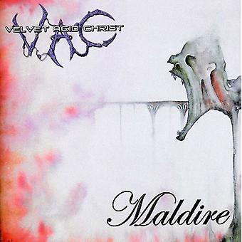 Velvet Acid Christ - Maldire [CD] USA importare