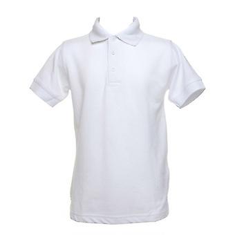 Kustom Kit Klassic Kids Colours Short Sleeve Polo Shirt With Superwash 60°C