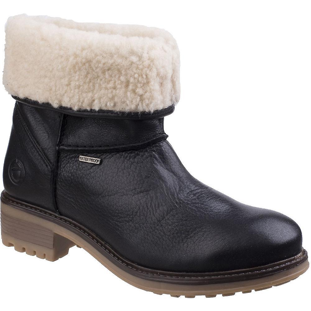 Cotswold Womens/Ladies Bampton Waterproof Heeled Adjusting Ankle Boots