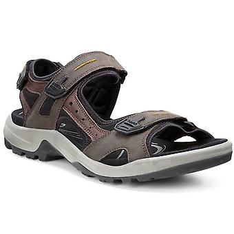 Ecco Yucatan Mens Velcro Fastening Sandals