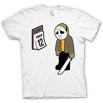 Womens T-shirt - Friday The 12th Jason Voorhees