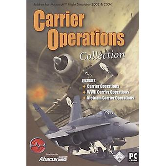 Carrier operationer Pack Add-On for Flight Sim 20022004 (PC CD)