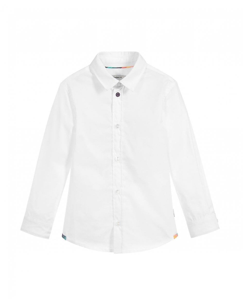 Paul Smith Remy Cuff Detail Classic Shirt