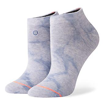 Stance Blueberry Invisible Boot Socks - Blue