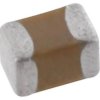 Kemet C0603C339C5GAC7867+ Ceramic capacitor SMD 0603 3.3 pF 50 V 0.25 pF (L x W x H) 1.6 x 0.35 x 0.8 mm 1 pc(s) Tape cut, re-reeling option