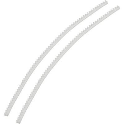 KSS 533748 Edge Guard Transparent 10 M (L x W x H) 10 m x 3.2 mm x 4 mm Transparent Compatible with (details) 1 mm