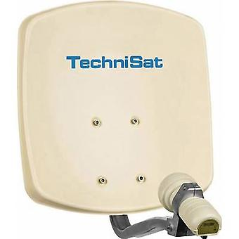 TechniSat DigiDish 33 SAT system w/o receiver Number of participants 1 33 cm