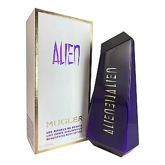Alien by Thierry Mugler 6.8 oz Beautifying Body Lotion