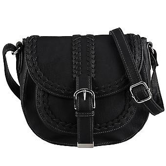 Tom tailor Julie Saddle bag shoulder bag pockets 22041-60