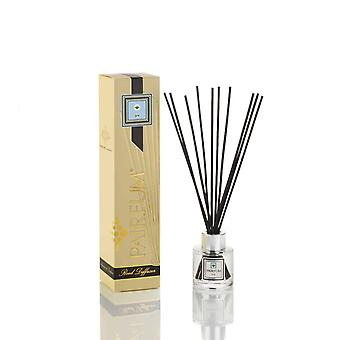 Natural Reed Diffuser - Long-lasting & Healthy - Beautiful Perfumes that Compliment You - Fragrances for 2 - 3 months (50 ml) - by PAIRFUM - Perfume: SPA - For Men - with Black Reeds