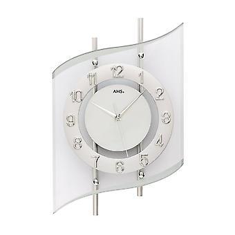 Wall clock radio AMS - 5506