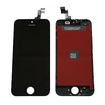 Generic Replacement LCD Screen Digitizer Assembly for iPhone SE (Black)