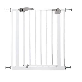 Trixie Extensible Barrier Metal, 75_85X76Cm, White Enamel