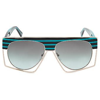 Marc Jacobs Oversized Sunglasses MJ312S PF3 IB 58