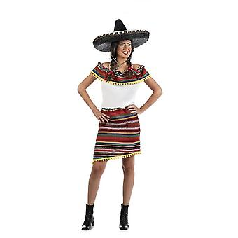 Mexican Damenostüm Mexico costume ladies Latina