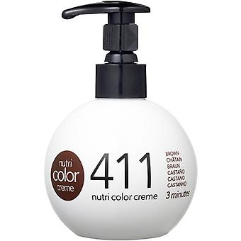 Revlon Nutri Color Creme 411 marrone 250 ml