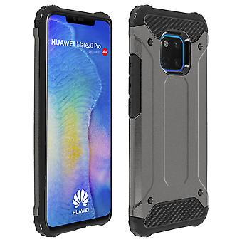 Defender II Series Protection Case Huawei Mate 20 Pro, Drop proof(1,80m) - Grey