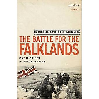 Battle for the Falklands by Simon Jenkins - Max Hastings - 9780330513