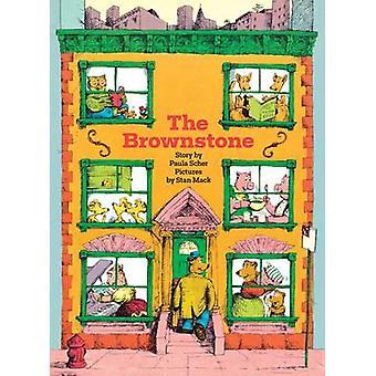 Brownstone av Paula Scher - Stan Mack - 9781616894283 boka