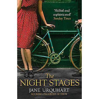 De natt stadierna av Jane Urquhart - 9781780748344 bok
