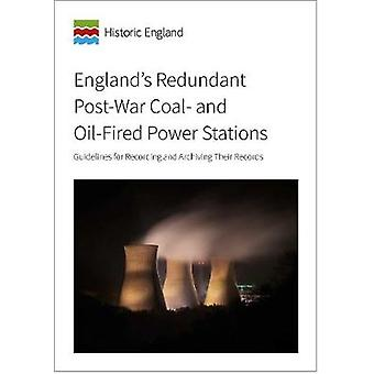 England's Redundant Post-War Coal- and Oil-Fired Power Stations - Guid