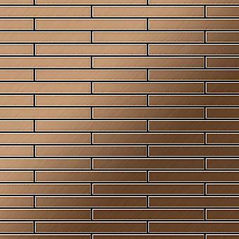 Metal mosaic Titanium ALLOY Deedee-Ti-AB