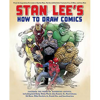 Stan Lee's How to Draw Comics by Stan Lee - 9780823000838 Book