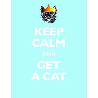 Gardez votre calme et obtenir un chat par Susan McMullan - livre 9781845026509