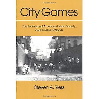 Giochi di città: L'evoluzione della società urbana statunitense e l'ascesa di sport (Sport & società): l'evoluzione della società urbana statunitense e l'ascesa di sport (Sport & Society) (Sport e società)