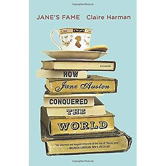 La renommée de Jane: comment Jane Austen a conquis le monde