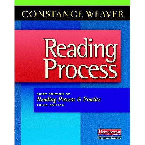 Reading Process  Brief Edition of Reading Process and Practice