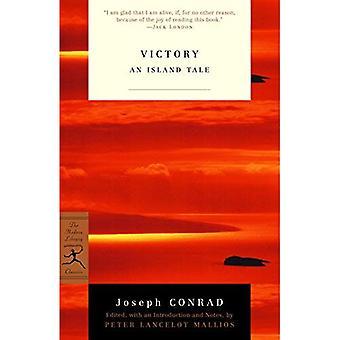 Overwinning (het verhaal van een eiland) (Modern Library classics)