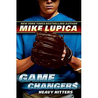 Heavy Hitters (Game Changers (Scholastic))