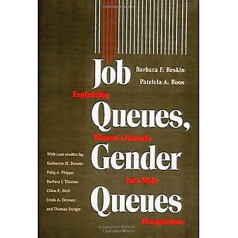 Job Queues, Gender Queues: Explaining Women's Inroads into Male Occupations (Women in the Political Economy)