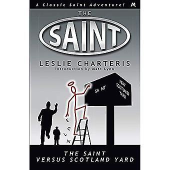 Saint Versus Scotland Yard