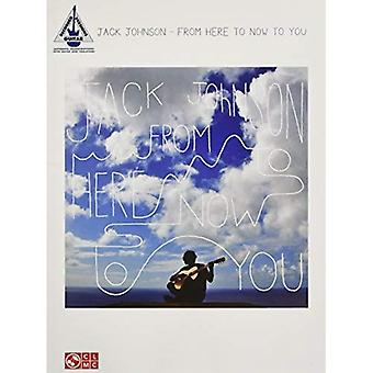 Jack Johnson: From Here to Now to You (Guitar Recorded Version)