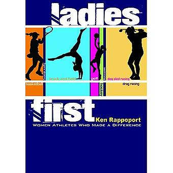Ladies First: Women Athletes Who Made a Difference