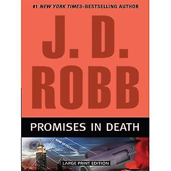 Löften i döden (stora Print tryck) [stora Print]