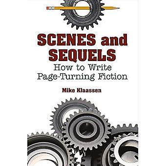 Cenas e sequências: como escrever ficção de folheio de página
