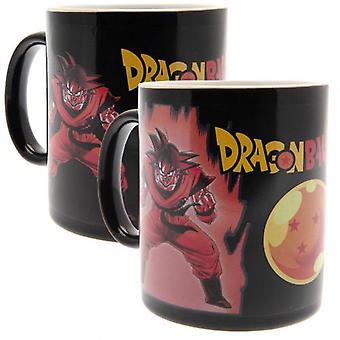 Dragon Ball Z Heat Changing Mug