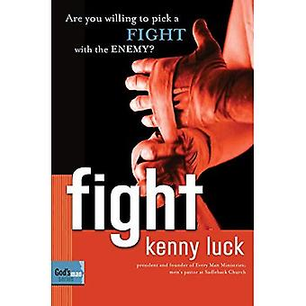 Fight: Are You Willing to Pick a Fight with Evil? (God's Man)