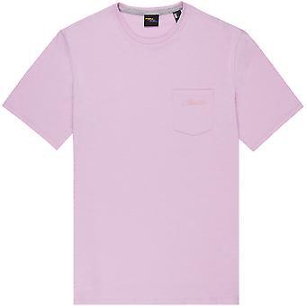 O'Neill mäns T-Shirt ~ Jacks Base violett
