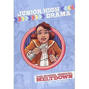 Die Schule musikalische Kernschmelze (Junior High Drama)