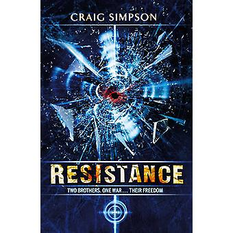 Resistance by Craig Simpson - 9780552555715 Book