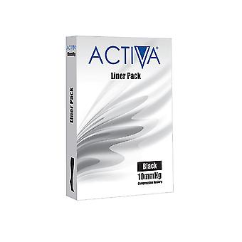 ACTIVA LINERS BLACK SML 3